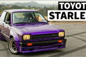 Widebody Toyota Starlet