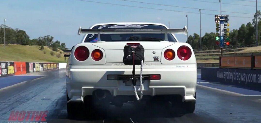 Quickest R34 GT-R