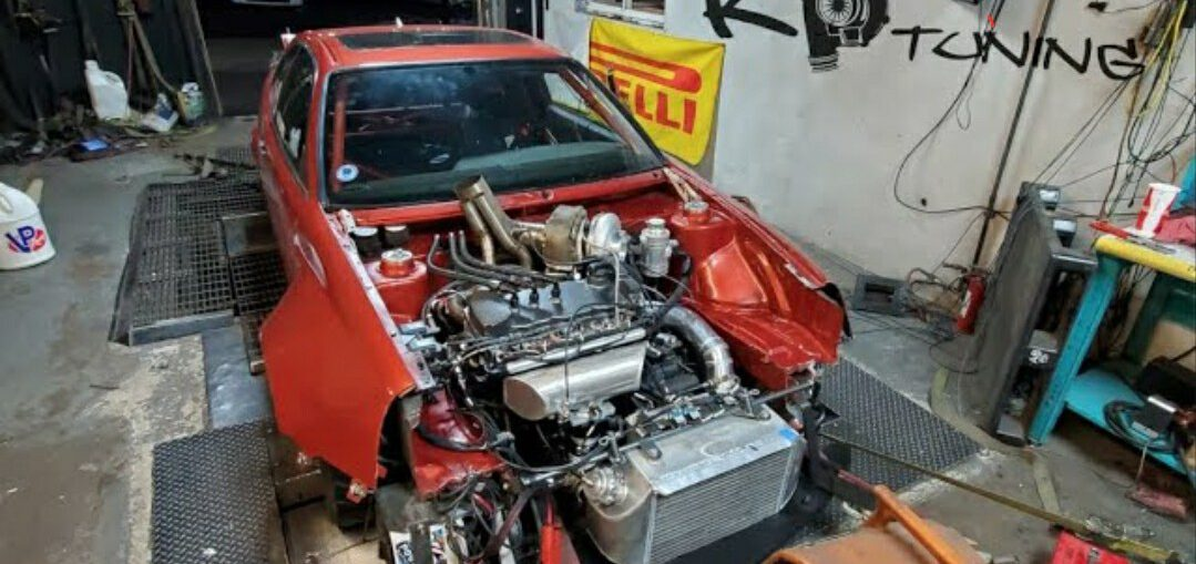 Turbo vr6 corrado