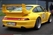 Porsche gt2 clubsport