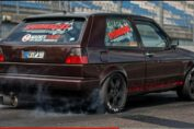 Golf 2 r33 turbo