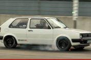 Golf mk2 16v Turbo