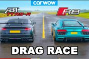 Audi R8 vs TTRS