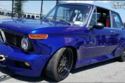 WIDEBODY S62 V8 Swapped BMW 2002