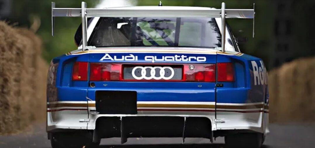 Audi S4 20V Turbo