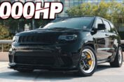 1000HP Jeep Trackhawk