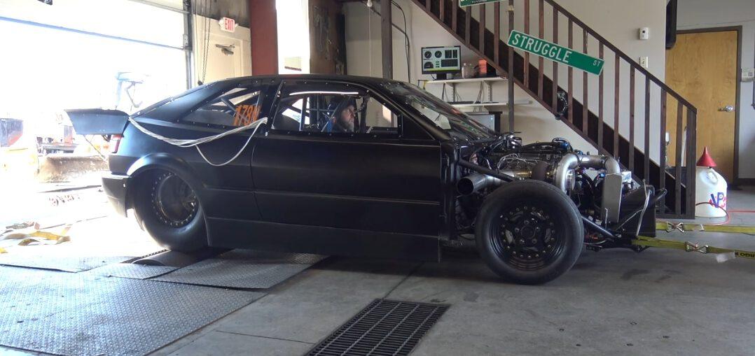 VR6 Turbo RWD