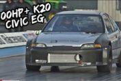 K20 Civic EG