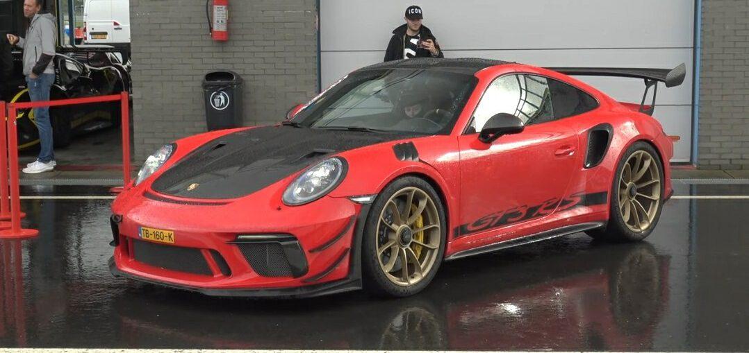 Porsche 991.2 GT3RS