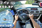 BMW ALPINA B4 S