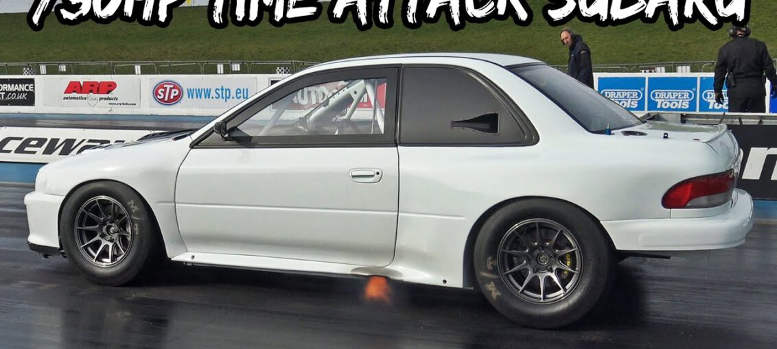 Time Attack Subaru