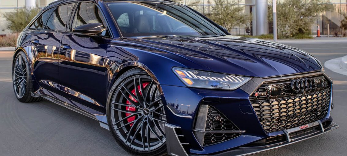 1of125! - 2021 AUDI RS6-R AVANT ABT 740HP - 1ST IN THE U.S ...