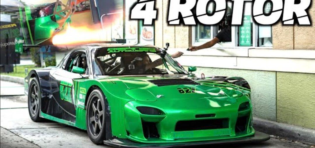 4 Rotor RX7