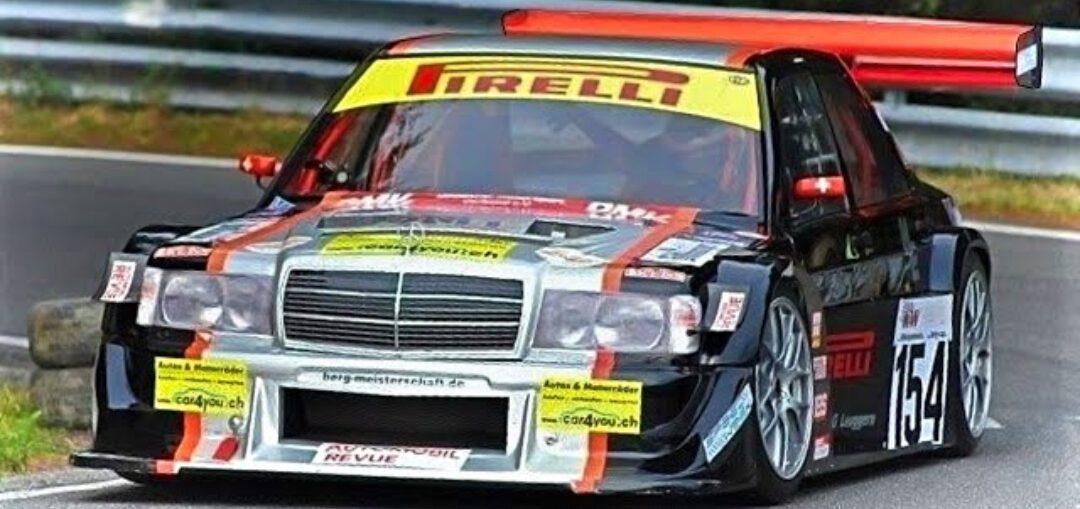 Mercedes 190 Judd V8