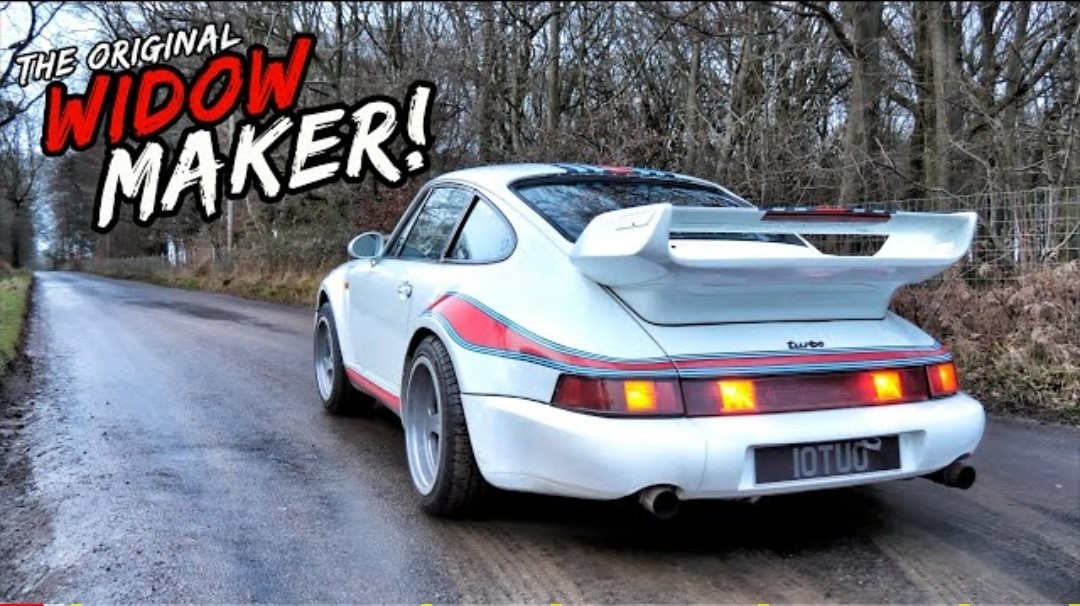 Porsche 930 Turbo Archieven Turbo And Stance
