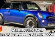 K-Swapped AWD K24 Turbo