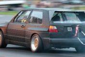1200HP VW Golf 2 R30 Turbo