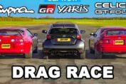 Supra MK4 vs GR Yaris