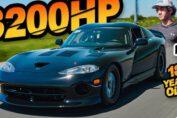 3200HP Viper