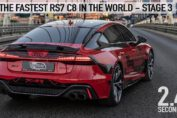 WORLDS FASTEST AUDI RS7 C8