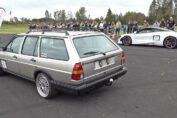 Volkswagen Passat 32b Syncro Turbo