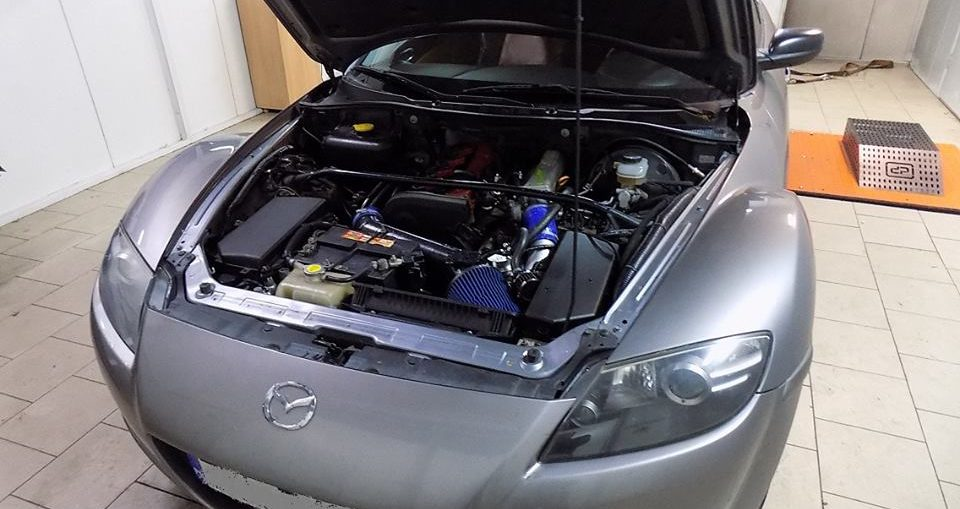 Mazda RX-8 20VT 1.8T