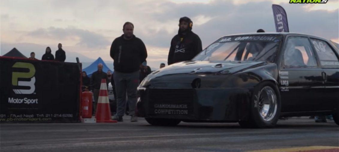 Fastest Peugeot 106 gti