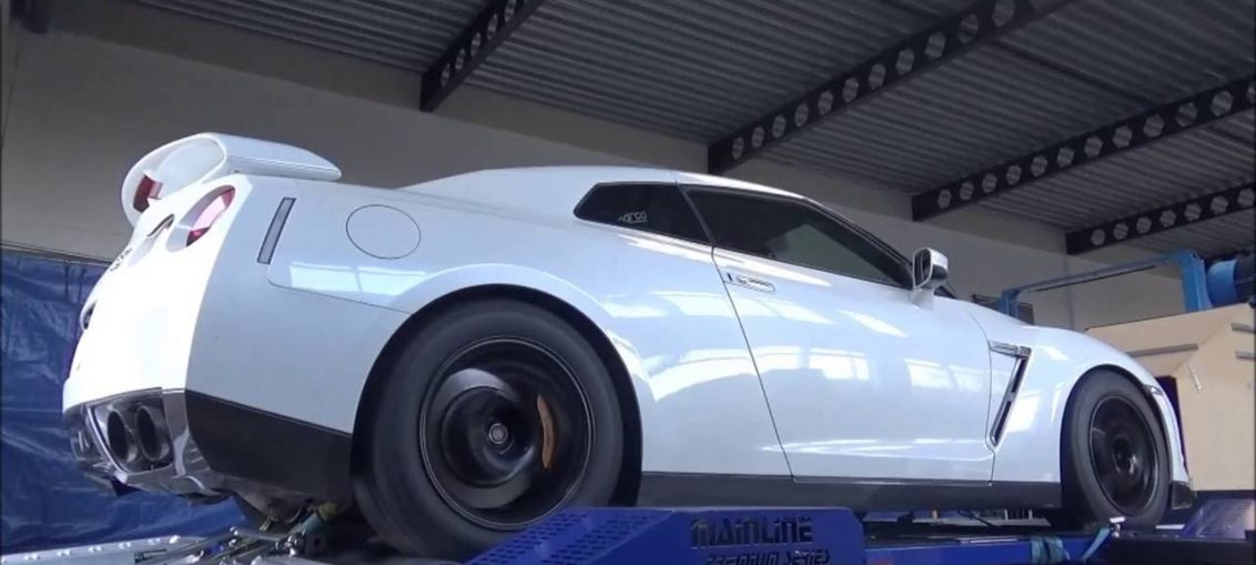 R35 GT-R Sneaky Tuning