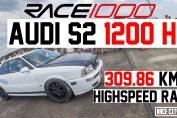 Audi S2 Hamon 1200HP