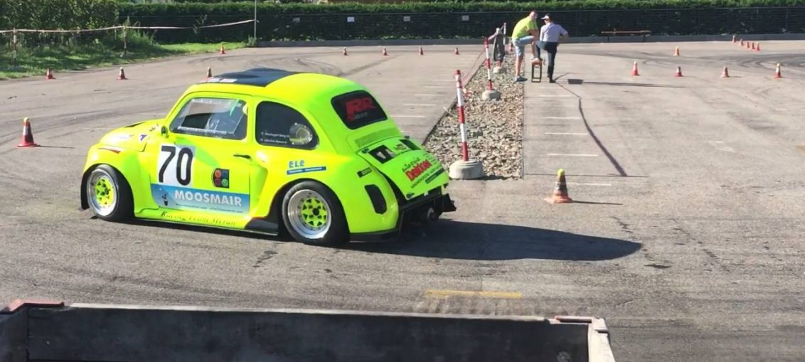 Fiat 500 S1000RR