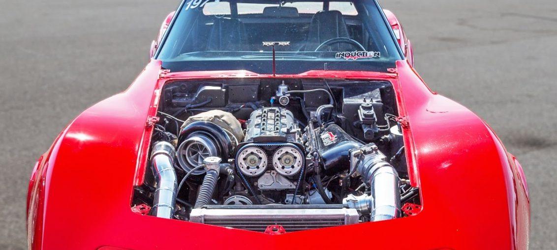 2JZ Swapped Corvette C3