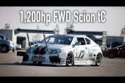 FWD Powerfull cars