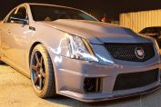 Rear wheel drive civic CTS-V