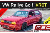 VR6 Turbo Golf Rallye