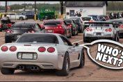 Corvette gtr killer