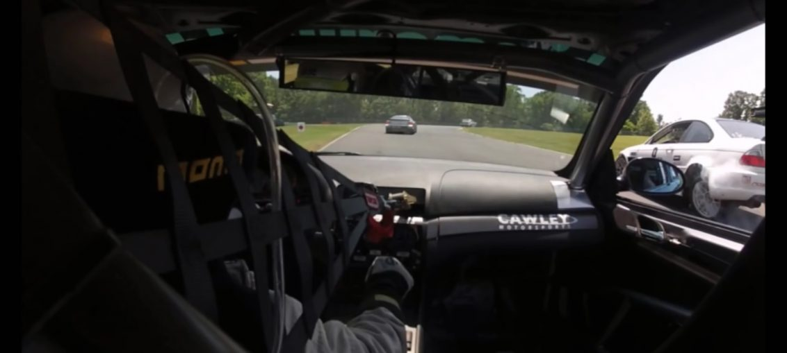 BMW E46 Crash Track