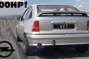 Opel Kadett WKT C20LET 4x4