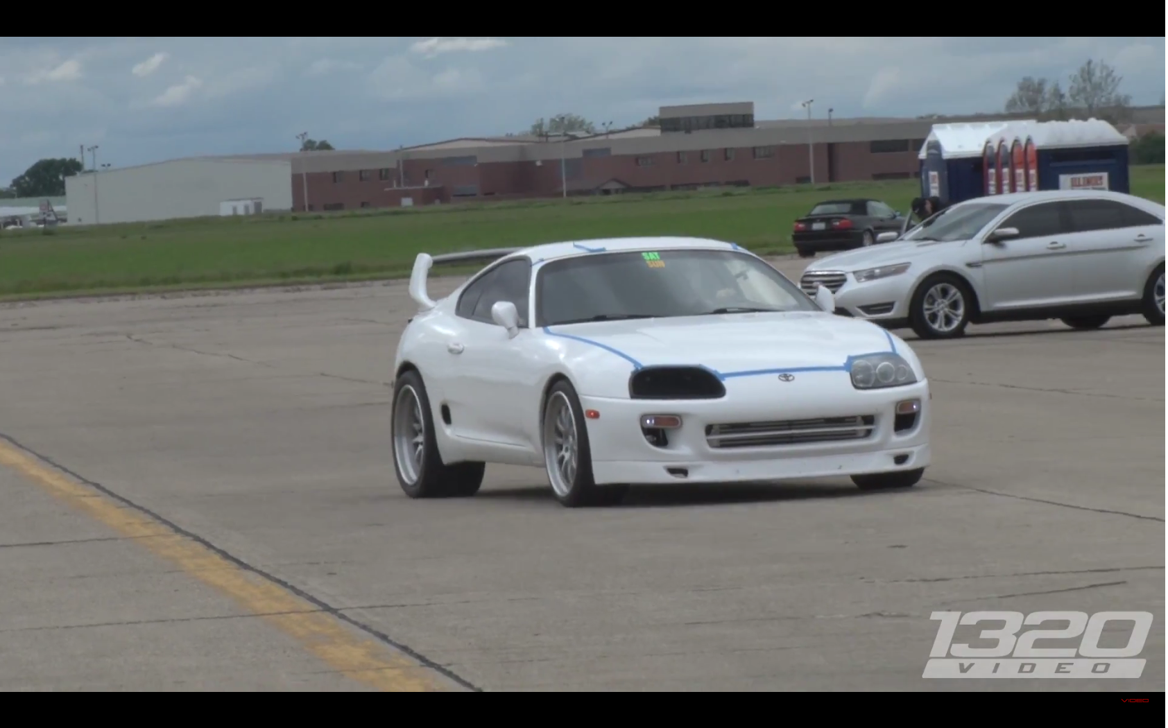 8b6a87a5dcf5 Possibly the CLEANEST Supra We ve EVER Seen! - Turbo and Stance