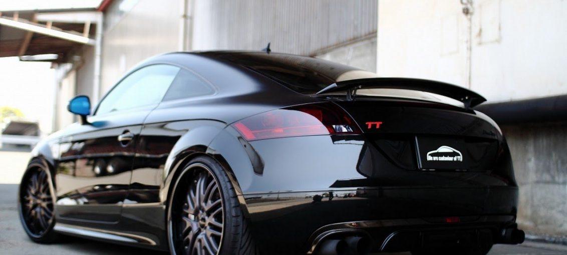 Audi TT TTRS Sound