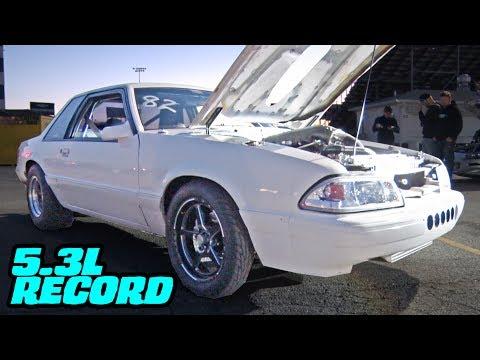 FastestStock Engine Mustang