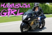 Hayabusa girl