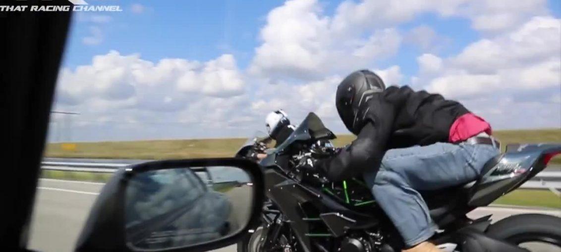 Supra vs H2 Kawasaki