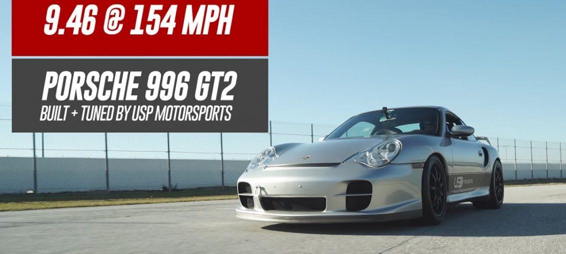 USP Motorsports Porsche