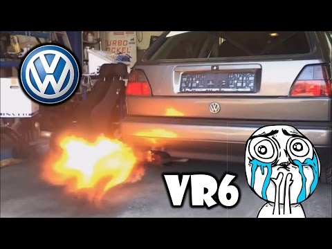 VR6 Turbo Compilation