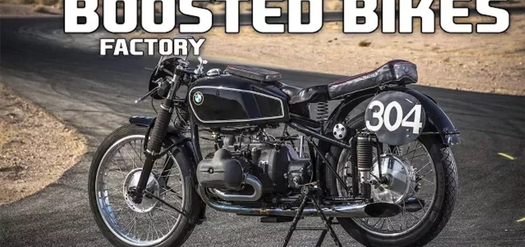 Stock boosted bikes