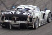 2018 Ferrari FXX K Evoluzione Mule