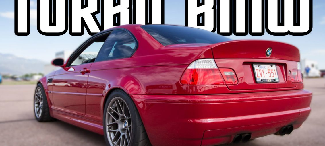 E46 M3 Turbo