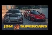 jdm vs supercars