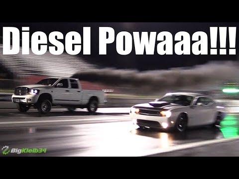 Diesel Truck turbo