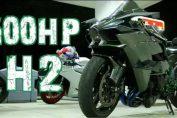 Kawasaki h2 R35 GT-R